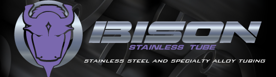 Bison Stainless Tube